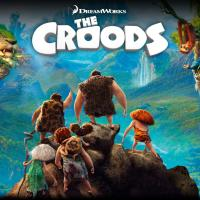 Interviews de Kev Adams et de Bérengère Krief - Les Croods